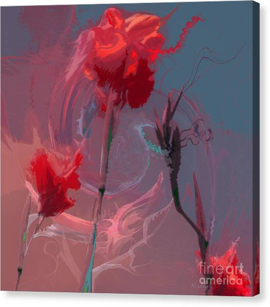 Giant Canna Canvas Print