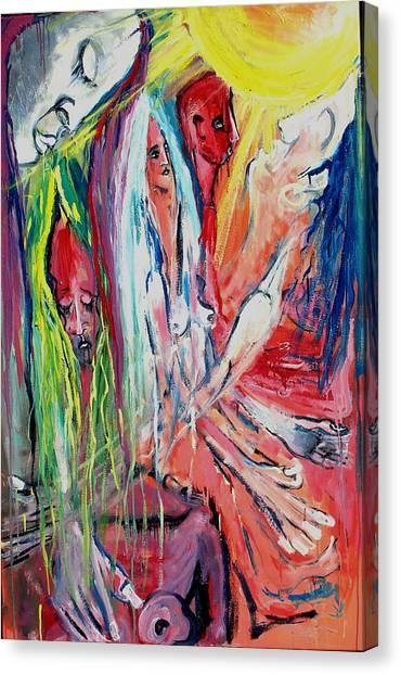 Infidels Canvas Print