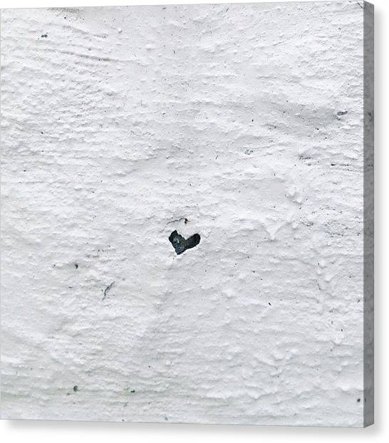 Minimalism Canvas Print - | Key To Your Heart | by Istories Chi