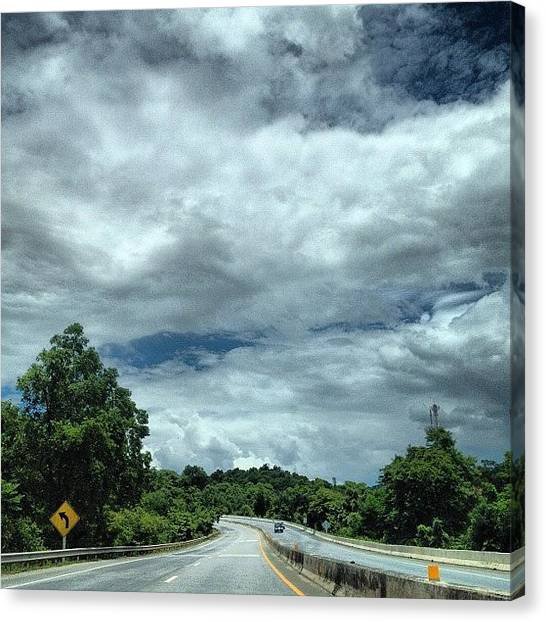 Jungles Canvas Print - ☁ Life Is A Journey 🚙 by Nancy Nancy