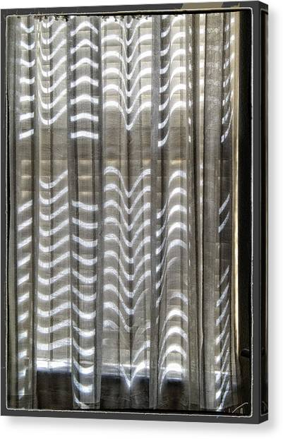 Afternoon Shadows Canvas Print by Marilyn Atwell
