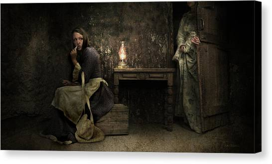 An Uncommon Miracle Emily Geiger Canvas Print