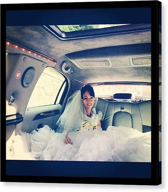 Princess Canvas Print - #beauty #limo #bestfriend #princess by Anna P