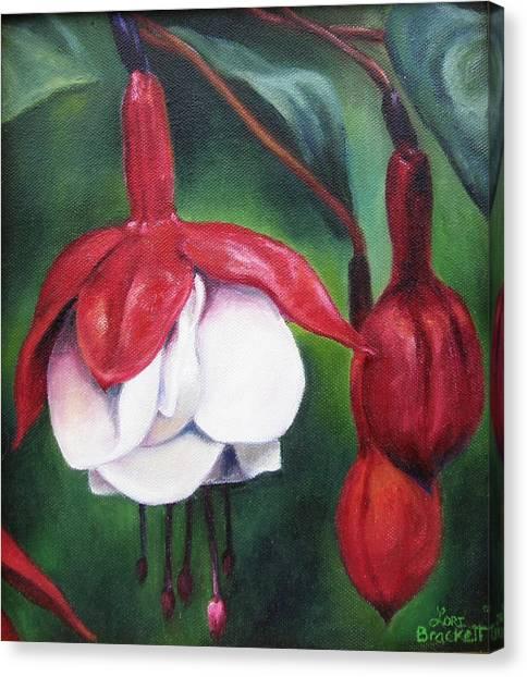 Big Bold And Beautiful Canvas Print