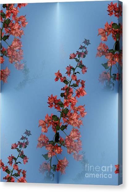 Branched Beauty Canvas Print