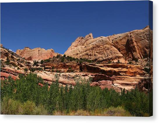 Captial Reef Canvas Print by Southern Utah  Photography