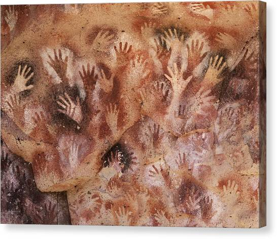 Argentinian Canvas Print - Cave Of The Hands, Argentina by Javier Truebamsf