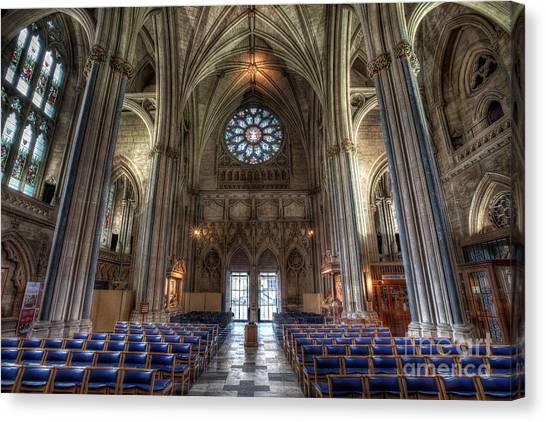 Bristol Canvas Print - Church Of England by Adrian Evans