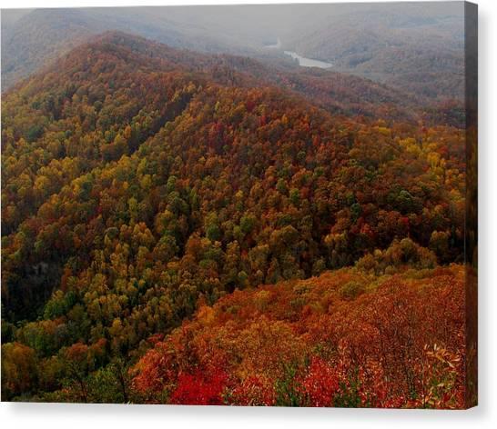 Cumberland Gap 2 Canvas Print