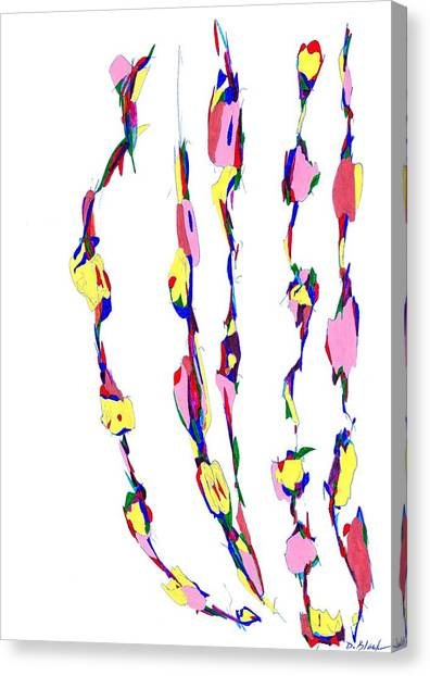 Definism Design 16 Canvas Print