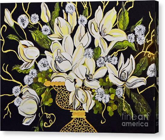 Elegance..... Canvas Print