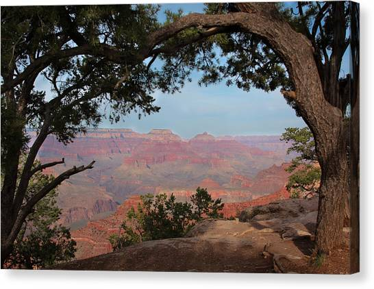 Grand Canyon Canvas Print by Olga Vlasenko