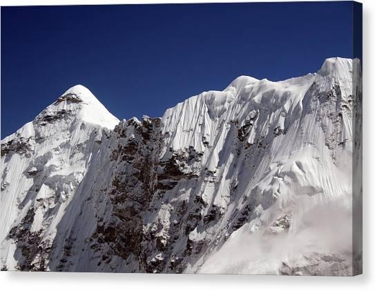 Himalayan Landscape Canvas Print by Pal Teravagimov Photography