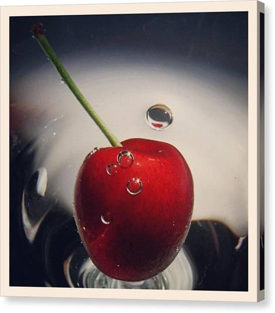 Berries Canvas Print - Imaginationartshop.com by Mandy Shupp