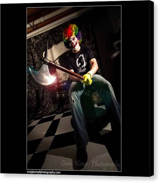 Axes Canvas Print - #instagood #picoftheday #photooftheday by Craig Kempf