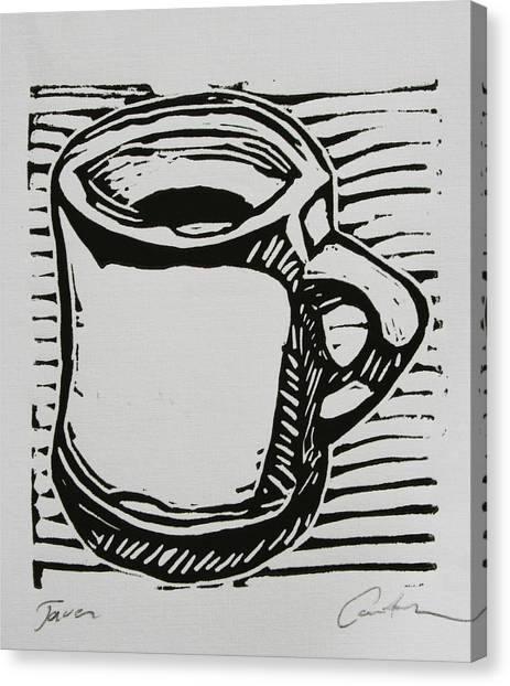 Java Canvas Print by William Cauthern