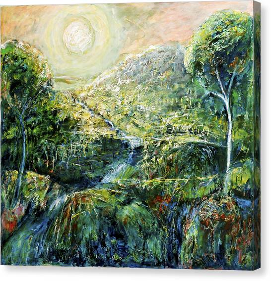 Land Of Dreams Canvas Print