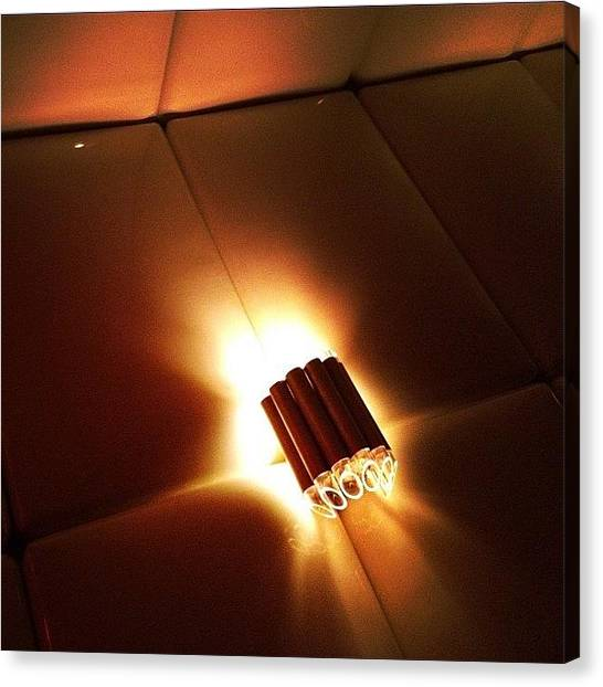 Hotels Canvas Print - Light by Natasha Marco