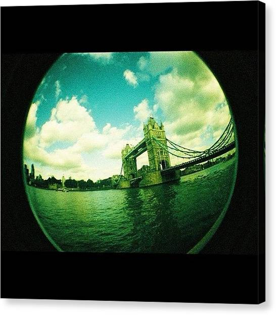 London Canvas Print - #london by Ozan Goren