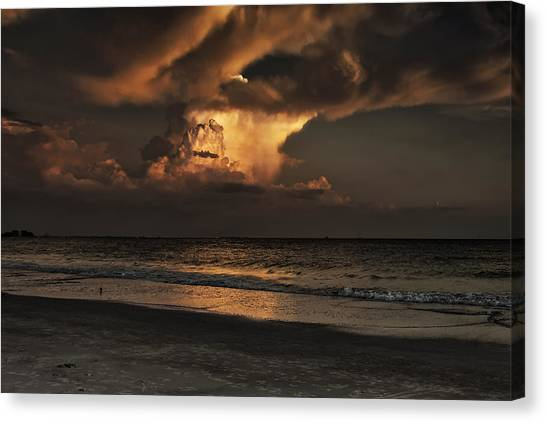 Madeira Beach Canvas Print