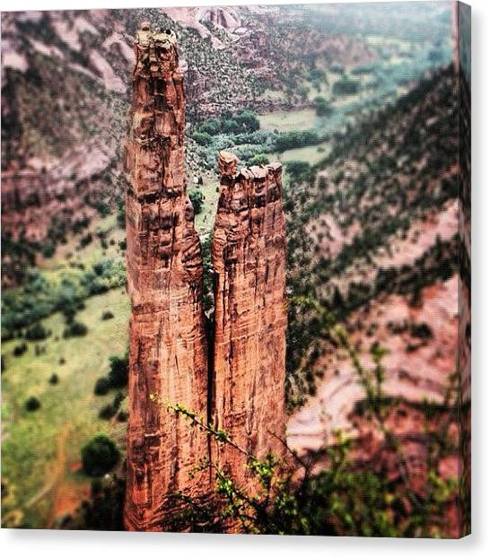 Utah Canvas Print - Mesa Verde by Luisa Azzolini