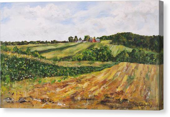 Milligan's Farm Canvas Print
