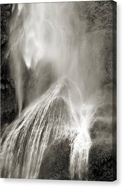 Multnomah Cascade Canvas Print