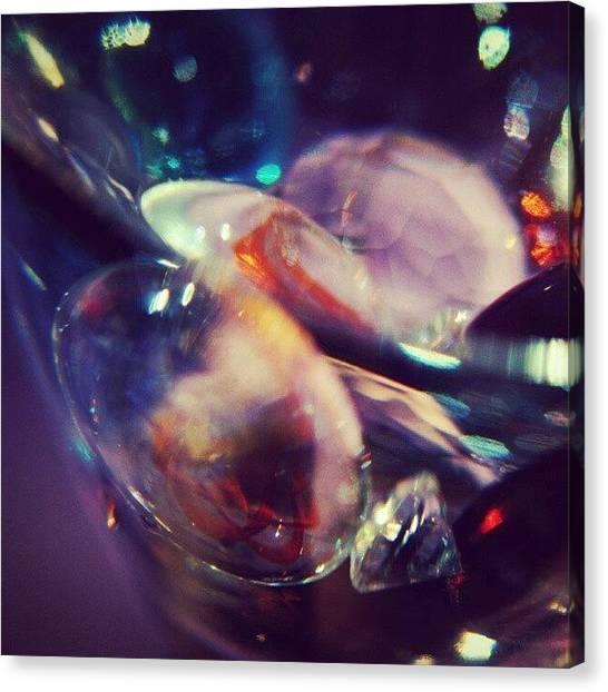 Purple Canvas Print - Purple Treasure by Mandy Shupp