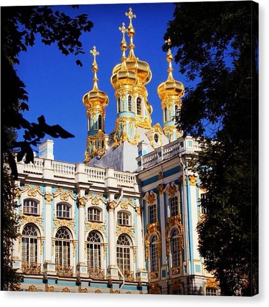 Russia Canvas Print - San Pietroburgo by Luisa Azzolini