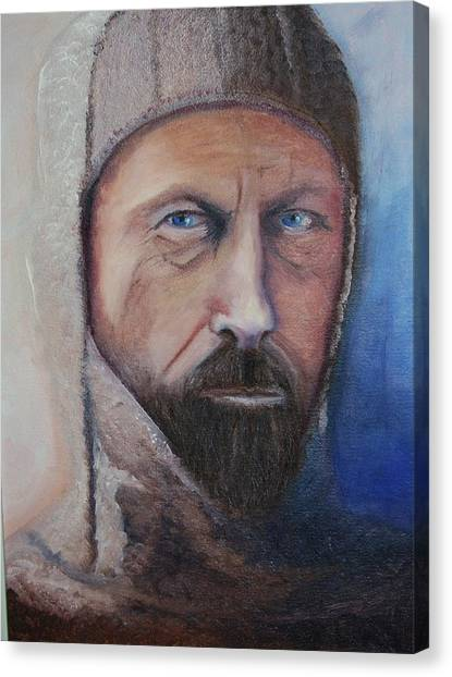 Sir Douglas Mawson Canvas Print