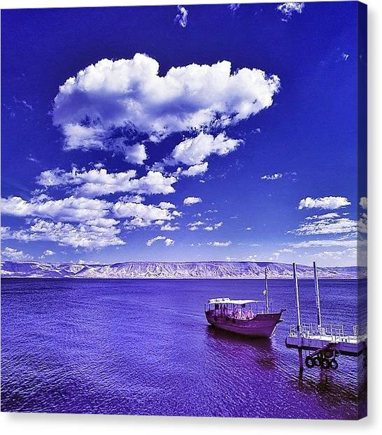 Israeli Canvas Print - #sky_perfection #ic_sky #rebel_sky #igs by Tommy Tjahjono