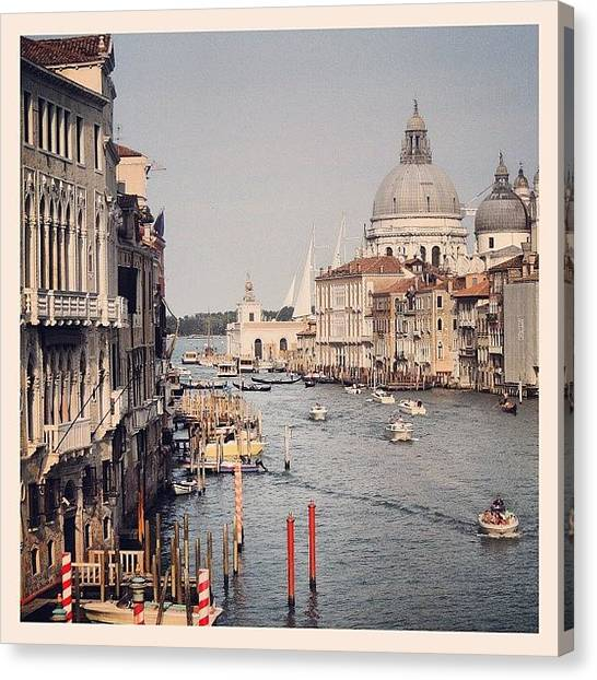 Still Life Canvas Print - Venice by Chi ha paura del buio NextSolarStorm Project