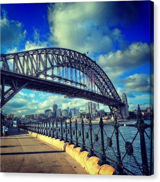 Roads Canvas Print - This Photo Is Available In My by Tommy Tjahjono