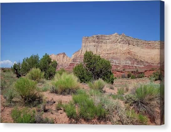 San Rafael Swell Canvas Print by Southern Utah  Photography