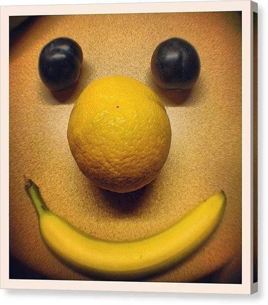 Bananas Canvas Print - 16. #photoadayaug #photoadayaugust by Jason Antich