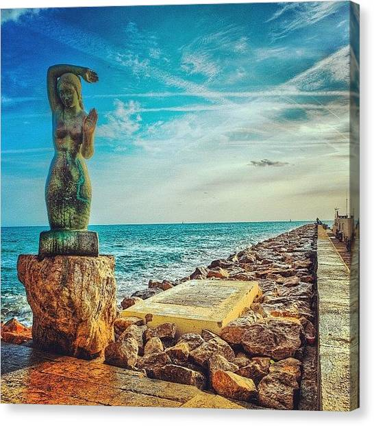 Vacations Canvas Print - #travel #travelingram #mytravelgram by Tommy Tjahjono