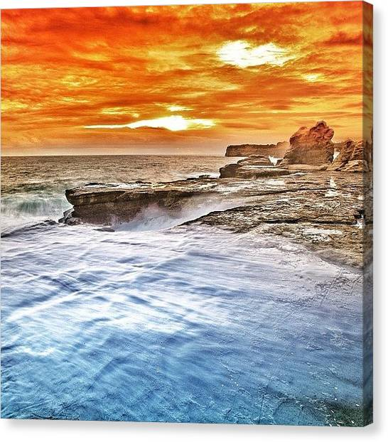 Scenic Canvas Print - Love This Picture? Check Out My Gallery by Tommy Tjahjono