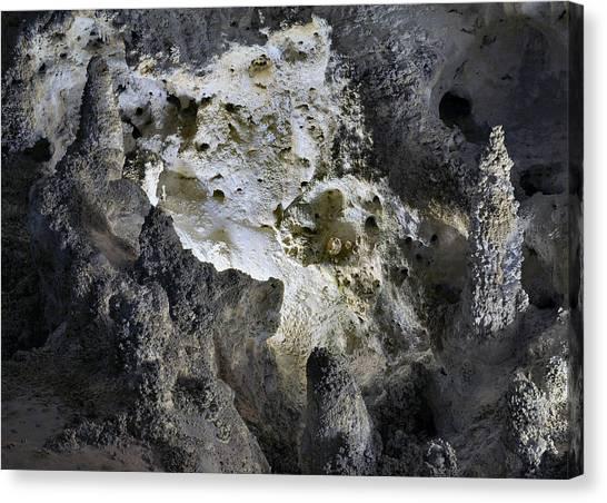 Carlsbad Caverns Canvas Print - Carlsbad Caverns by Stephen  Vecchiotti