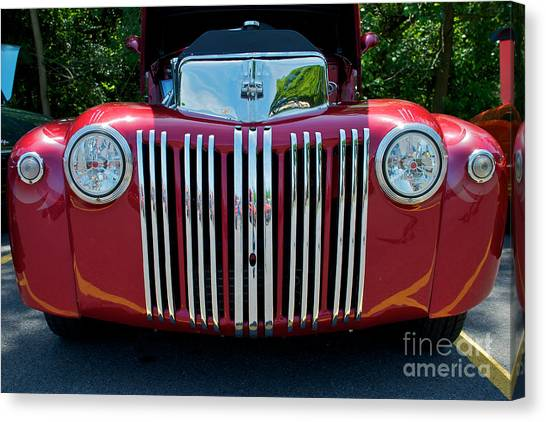 1947 Ford Truck Canvas Print