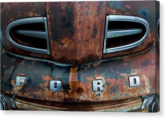 1948 Ford Canvas Print