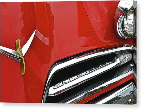 1953 Studebaker Champion Canvas Print