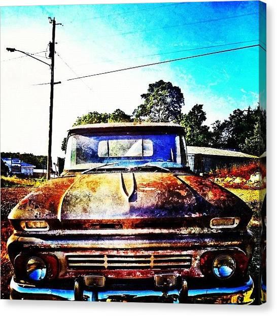 Kentucky Canvas Print - #beautiful #bestoftheday #photooftheday by Brandon Hesson