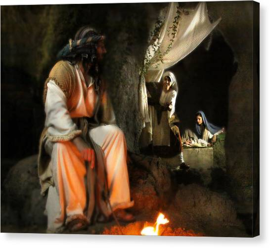 Come Joseph Canvas Print
