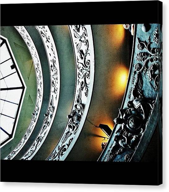 Rome Canvas Print - Instagram Photo by Leonard Lee