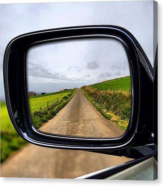 Roads Canvas Print - Orkney's Road by Luisa Azzolini