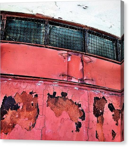 Rust Canvas Print - Rust by Natasha Marco