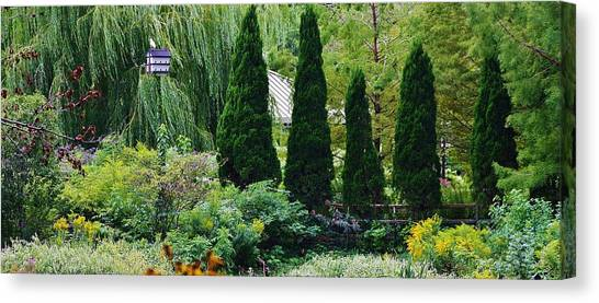 Serenity Canvas Print by Bruce Bley