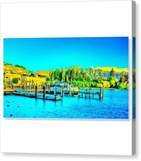 Vacations Canvas Print - #travel #traveling #tflers #vacation by Tommy Tjahjono
