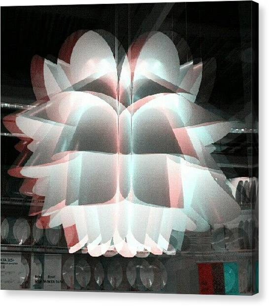 Ocean Sunrises Canvas Print - #3-d #3d #lamp #light #color #white by Zack Martin