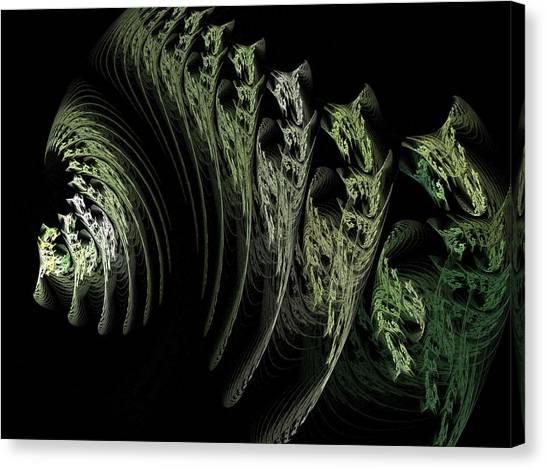 Foliage Canvas Print by Michele Caporaso